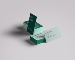 Business-Card core colour